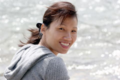 piękna kobieta wody Obraz Stock