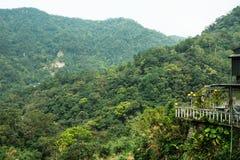 Piękna Krajobrazowa góra Obrazy Stock