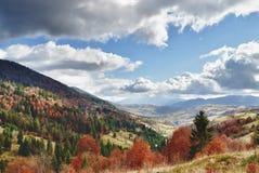 piękna krajobrazowa góry Obrazy Stock