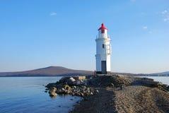 piękna latarnia morska Zdjęcie Royalty Free