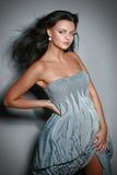 piękna modna seksowna kobieta Zdjęcia Royalty Free