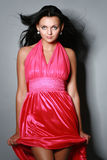 piękna modna seksowna kobieta Fotografia Royalty Free