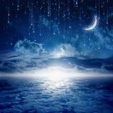 Piękna noc Fotografia Royalty Free