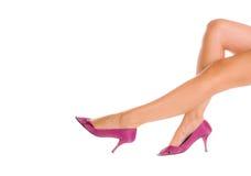 piękna noga obrazy stock