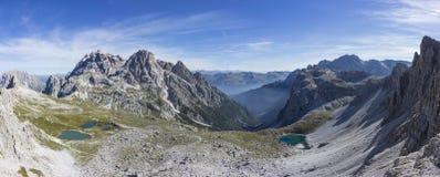 Piękna panorama Zdjęcie Stock