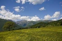 piękna panorama zdjęcia royalty free