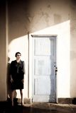 piękna portreta kobieta Zdjęcia Stock