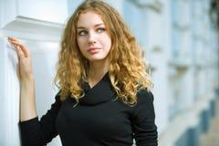 piękna portreta kobieta Zdjęcie Stock