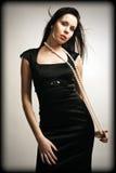 piękna portreta kobieta Fotografia Stock