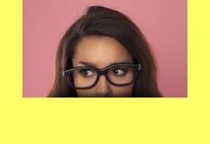 Piękna przypadkowa kobieta Fotografia Stock