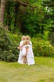 piękna rodzina Obraz Royalty Free