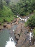 piękna rzeka obraz royalty free