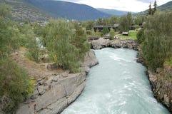 piękna rzeka Zdjęcia Stock