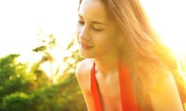 piękna seksowna kobieta Obraz Royalty Free
