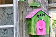 Piękna skrzynka pocztowa Fotografia Stock