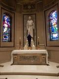 Piękna statua Zdjęcia Royalty Free