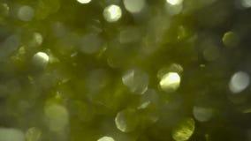 Piękna tekstura i wzór bokeh zbiory wideo