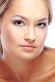 piękna twarz zdjęcie royalty free