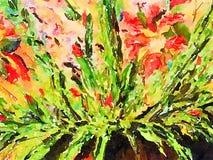Piękna waza kwiaty Obraz Stock