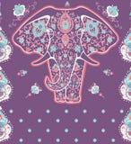 Piękna wektor karta Zdjęcie Royalty Free