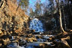 piękna wodospadu zdjęcie stock