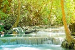 piękna wodospadu Fotografia Stock