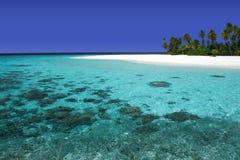 piękna wyspa Obraz Stock