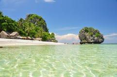 piękna wyspa w Tajlandia Zdjęcia Royalty Free