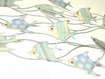 Piękne Abstrakcjonistyczne ryba morze Zdjęcie Royalty Free