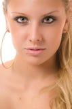 piękne blond Obrazy Royalty Free