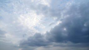 piękne chmury Fotografia Stock
