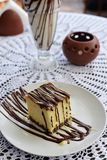 piękne ciasto Zdjęcia Stock