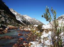 piękne cordilleras górskie Fotografia Stock