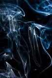 piękne dymne fala Zdjęcia Royalty Free