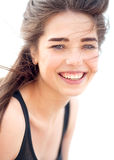 piękne dziewczyny portret young Zdjęcie Royalty Free