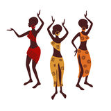 Piękne etniczne kobiety Zdjęcie Royalty Free