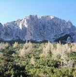 piękne góry Obraz Stock