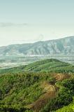 Piękne góry w Turcja Fotografia Stock