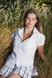 piękne kobiety young Obraz Royalty Free