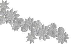piękne kwiaty z fotografii bardzo Fotografia Stock