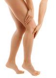 piękne nogi Fotografia Royalty Free