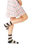 piękne nogi Obrazy Royalty Free