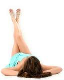 piękne nogi Zdjęcia Stock