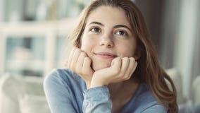 pi?kne portret kobiety young fotografia stock
