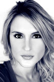 piękne portret kobiety young obrazy royalty free