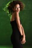 piękne portret kobiety young Zdjęcia Stock