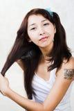 piękne portrety Zdjęcie Royalty Free