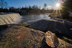 Piękne sceny w naturze Zdjęcie Royalty Free