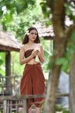 Piękne Tajlandzkie kobiety Zdjęcie Royalty Free