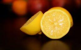 Piękne zdrowe owoc Zdjęcia Stock